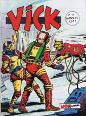 Vick -10- Les mille visages de Tchi