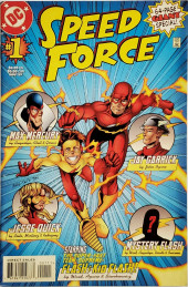 Speed Force (DC comics 1997) -1- 64-PAGE GIANT SPECIAL!