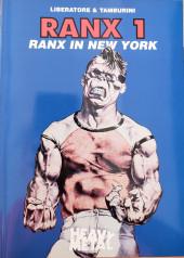 RanXerox (en anglais) -1- Ranx in New York