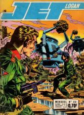 Jet Logan (puis Jet) (Imperia) -33- Folie