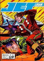Jet Logan (puis Jet) (Imperia) -36- Déserteurs ou espions ?