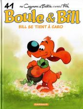 Boule et Bill -02- (Édition actuelle) -41- Bill se tient à Caro