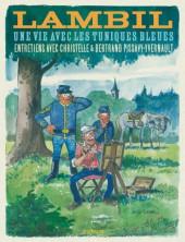 (AUT) Lambil - Une vie avec les Tuniques bleues