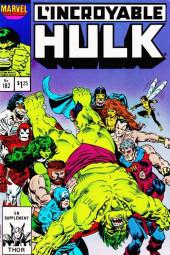 L'incroyable Hulk (Éditions Héritage) -182- Hulk doit mourir ?