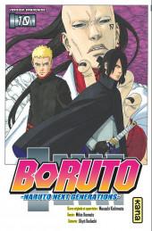 Boruto - Naruto Next Generations -10- Le type qui craint