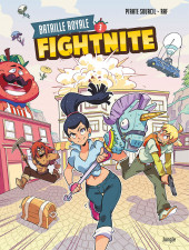 Fightnite Bataille royale -3- Tome 3