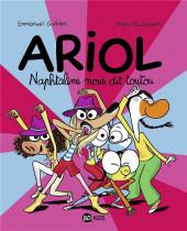 Ariol (2e Série) -16- Naphtaline nous dit toutou
