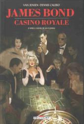 James Bond (Delcourt) -HS- Casino royale