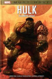 Planète Hulk - Tome INTa2020