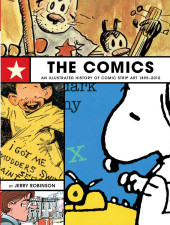 The Comics (Dark Horse - 2011) - The Comics: An Illustrated History of Comic Strip Art