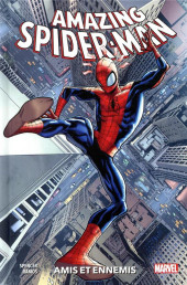 Couverture de Amazing Spider-Man (100% Marvel) -2- Amis et ennemis