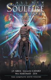 Michael Turner's Soulfire (Aspen comics - 2004) -INT06- Future shock