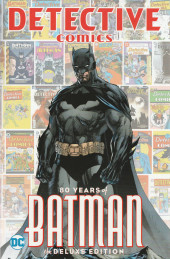 Detective comics: 80 years of Batman - 80 years of Batman the deluxe edition