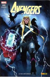 Avengers (Marvel France - 2020) -9- Le roi dévoreur