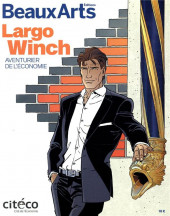 Largo Winch -Cat- Largo Winch : aventurier de l'économie