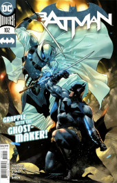 Batman Vol.3 (DC Comics - 2016) -102- Ghost Stories, Part One