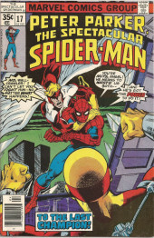 Spectacular Spider-Man (The) (1976) -17- What ever happened to The Iceman ?