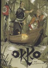 Okko -TL5- Le cycle du vide - I & II (version belge)