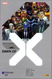 Dawn of X -4- Volume 04