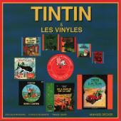Tintin - Divers - Tintin et les vinyles