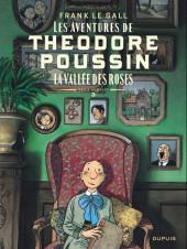 Théodore Poussin -INT-03- Récits complets - La Vallée des roses