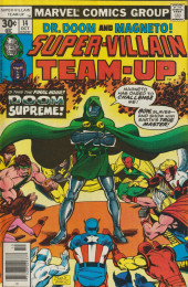 Super-Villain Team-Up (1975) -14- Doctor Doom Triumphant: Part 1 of 2