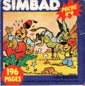 Simbad (Poche) -4- Numéro 4