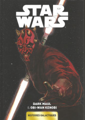Star Wars - Histoires galactiques -4- Dark Maul & Obi-Wan Kenobi