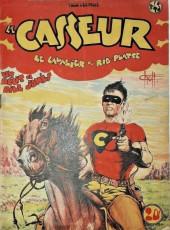 Big Bill le casseur -43- Le Cavalier du Rio Platte
