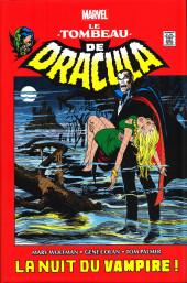 Le tombeau de Dracula (Panini Comics) -1- La nuit du vampire !