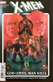Marvel Graphic Novel (Marvel comics - 1982) -2- X-Men: God Loves, Man Kills extended cut 2/2