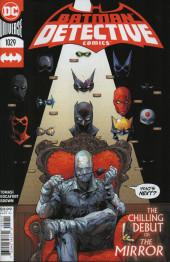 Detective Comics (1937), Période Rebirth (2016) -1029- Who are You