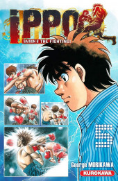Ippo - Saison 6 - The Fighting! -5- Tome 5