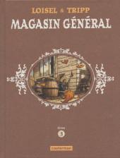 Magasin général -INT03- Livre 3