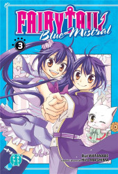 Fairy Tail - Blue Mistral -3- Tome 3