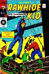 Rawhide Kid (Éditions Héritage) -5- Et maintenant l'exécuteur