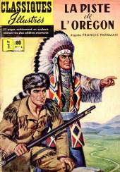Classiques illustrés (1re Série) -7- Sur la piste de l'Orégon