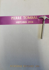Pierre Tombal -2TS- Histoires d'os