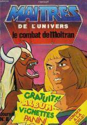 Maîtres de l'Univers (Euredif) -8- Le combat de Moltran