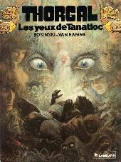 Thorgal -11- Les yeux de Tanatloc
