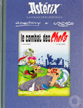 Astérix (Hachette collections - La collection officielle) -7- Le combat des chefs