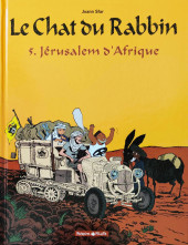 Le chat du Rabbin -5a2015- Jérusalem d'Afrique