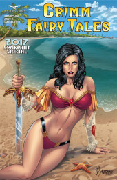 Grimm Fairy Tales: Swimsuit Special -2017- 2017 Swimsuit Special