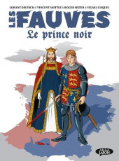 Les fauves -2- Le prince noir