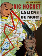 Ric Hochet -23b1987- La ligne de la Mort