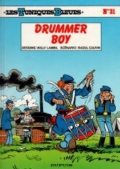 Les tuniques Bleues -31a1993- Drummer Boy