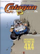 Rallye Raid Calagan -21/2- Rallye Raid Calagan Tome 2 1/2 Encyclopédie Ultime du 4x4