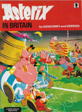 Astérix (en anglais) -3- Asterix in Britain