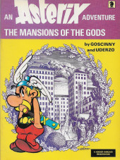Astérix (en anglais) -4- The Mansions of God