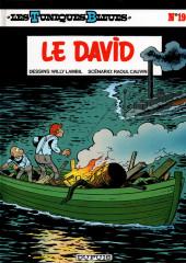Les tuniques Bleues -19b2001- Le David